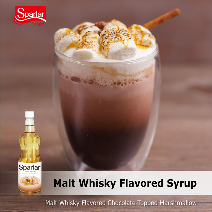 Sparlar Malt Whisky Flavored Syrup_Chocolate